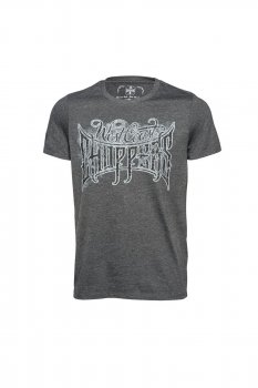 T-shirt West Coast Choppers Custom black